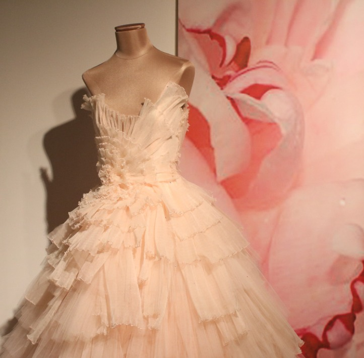 robe en tulle de Sylvie Facon