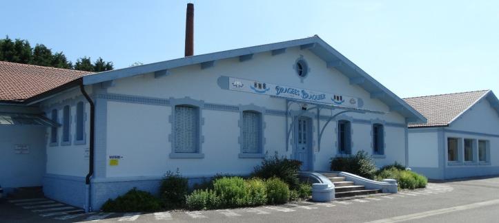 Locaux de l'atelier Braquier à Verdun Photo Christelle
